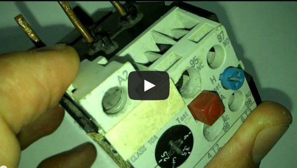 Dispositivos de Segurança – Disjuntores, Relés Térmicos e Disjuntor-Motor