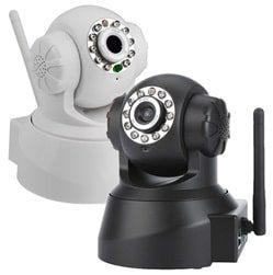 Câmeras infravermelhas acionadas remotamente