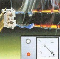 capacidade térmica do condutor