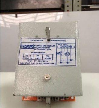 Minuteria-Eletromecânica