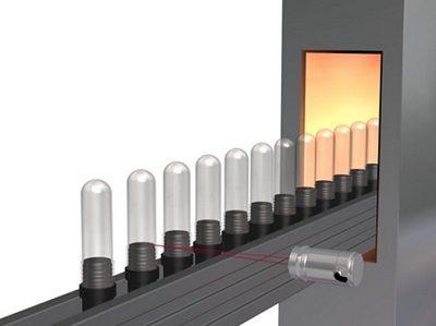 aplicação do sensor infravermelho
