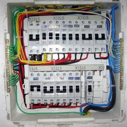 a importância no projeto elétrica na montagem do Projeto Elétrico do Quadro de Distribuição