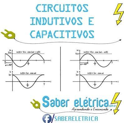 Diferença entre Circuito Indutivo e o Capacitivo