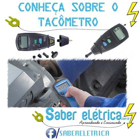 Princípio de Funcionamento do Tacômetro e sua Utilidade