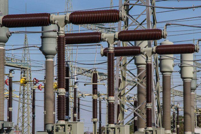 Geração de energia elétrica proveniente das hidrelétricas